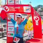 Sarissa de Vries and James Teagle take the day at Lotto Challenge Gdańsk